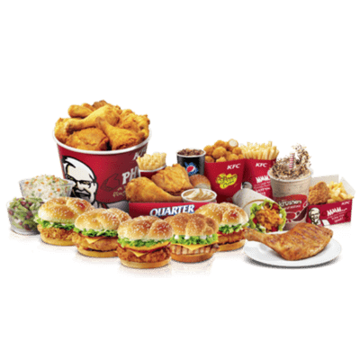 Kfc french fries transparent png stickpng - Kentucky french chicken ...