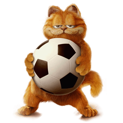 Garfield Transparent Png Images Stickpng