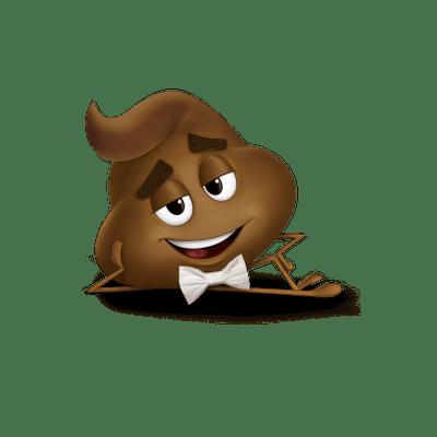 Emoji Movie Logo Transparent Png Stickpng