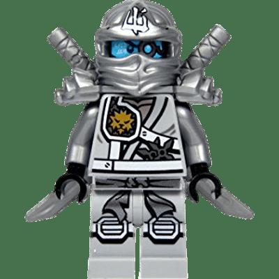 ninjago titanium ninja
