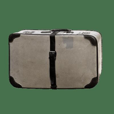 Vintage Luggage Transparent PNG