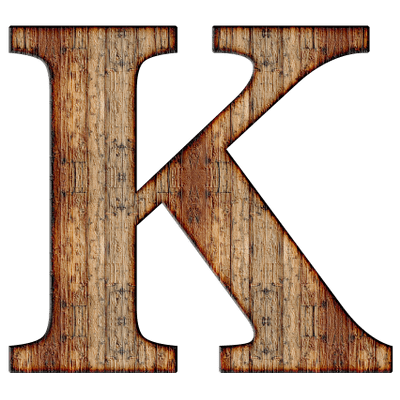 Wooden Capital Letter G Transparent PNG