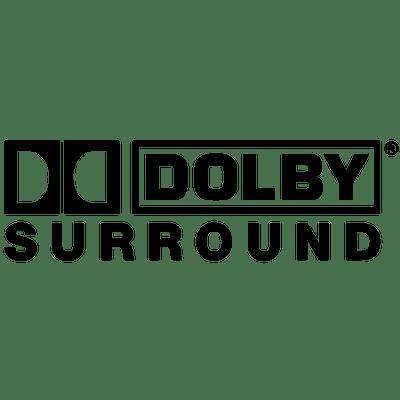 Dolby Surround Logo Transparent Png Stickpng