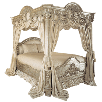 Royal Canopy Bed  sc 1 st  StickPNG & Pet Canopy Bed transparent PNG - StickPNG