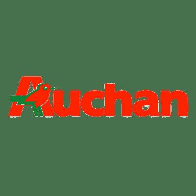 Logo Auchan PNG transparents - StickPNG