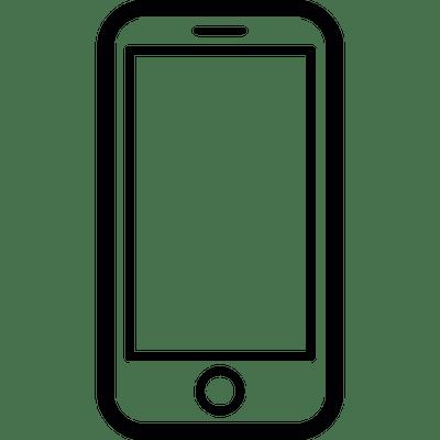 Afbeeldingsresultaat voor smartphone icon
