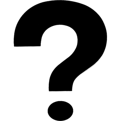 Large Question Mark Transparent Png Stickpng