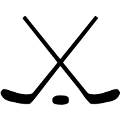 crossed ice hockey sticks and puck clipart transparent png stickpng rh stickpng com hockey stick clipart hockey sticks clipart