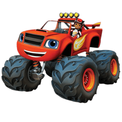 Blaze And The Monster Machines Transparent Png Images Stickpng