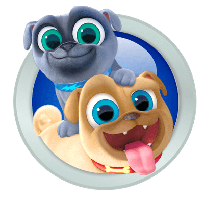 Puppy Dog Pals Transparent Png Images Stickpng