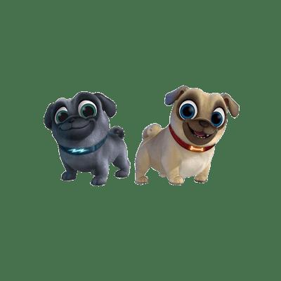 Puppy Dog Pals Transparent Png Images Stickpng