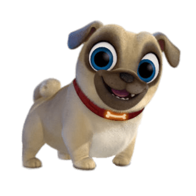 Puppy Dog Pals Rolly transparent PNG - StickPNG