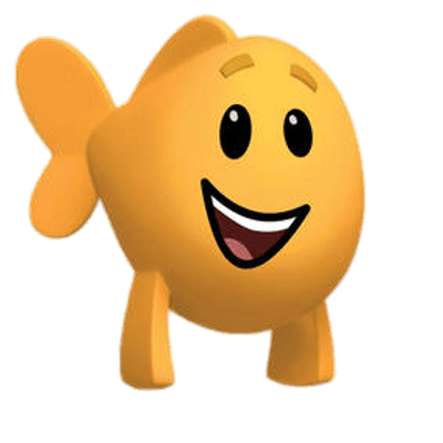 Bubble Guppies Goby transparent PNG - StickPNG