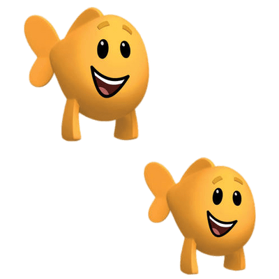 Bubble Guppies Nonny Swimming transparent PNG - StickPNG