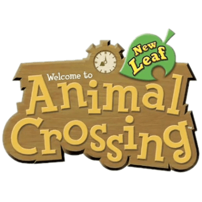 Animal Crossing New Leaf Logo Transparent Png Stickpng