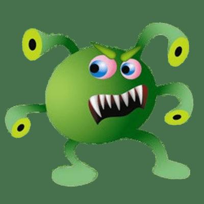 Výsledek obrázku pro virus png