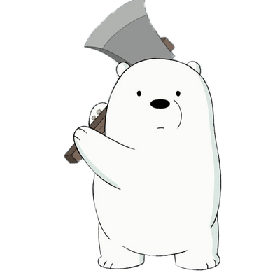 We Bare Bears Transparent Png Images Stickpng