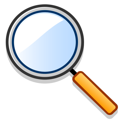 magnifying glass icon transparent png stickpng stickpng