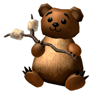 Bear Roblox Game Picture Roblox Bobo The Picnic Bear Transparent Png Stickpng