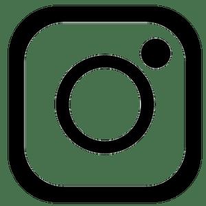 New Black Instagram Logo 2020
